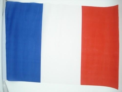 Bandeira França 40x30cm Festas Decoração Fantasia Jogos  - Presente Presente