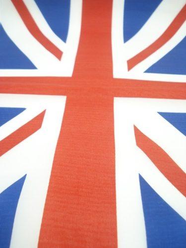 Bandeira Grã Bretanha 40x30cm Festas Inglaterra Jogos  - Presente Presente