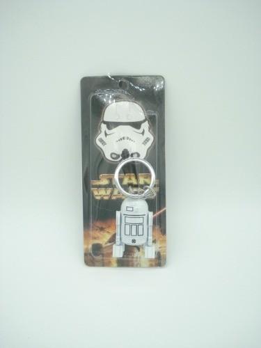 Chaveiro Star Wars Robô R2d2 Metal  - Presente Presente