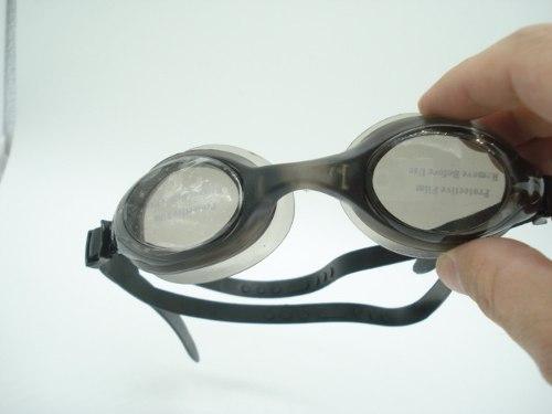 Óculos Natação Adulto Proteção Uv Preto Cod708  - Presente Presente