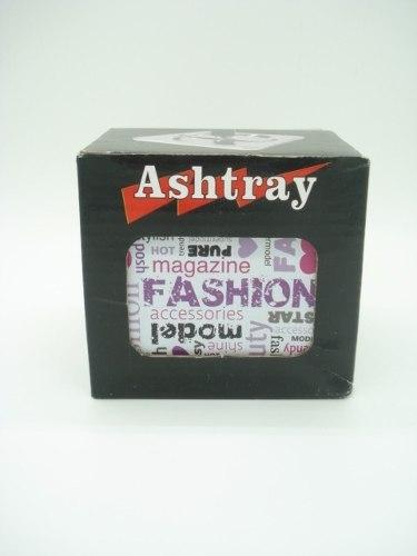 Cinzeiro Giratório Fashion Metal Decoração Moda  - Presente Presente