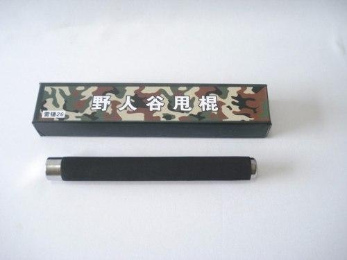 Bastão Retrátil Para Defesa Pessoal Police  - Presente Presente
