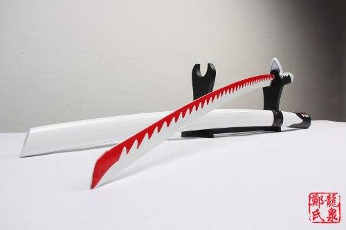 Espada Katana 70cm Ninja Overwatch Cosplay Aço  - Presente Presente