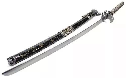 Espada Katana Grande Dragão Alado Frete Gratis  - Presente Presente