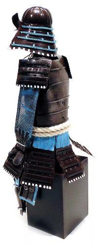 Armadura Samurai Miniatura Azul Mod Ja0108  - Presente Presente