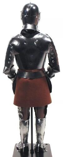 Mini Armadura Soldado Medieval Mod Ja0106  - Presente Presente