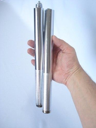Nunchaku Metal Giratório Vira Bastão Tatico Mod 4262  - Presente Presente
