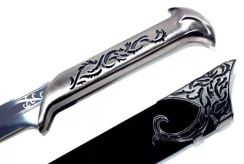 Espada Thranduil Sword Rei Elfo O Hobbit Mod Sf5929-1  - Presente Presente