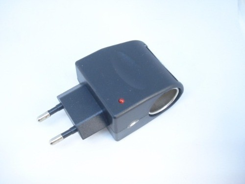 Adaptador Fonte Veicular Para Tomada Car Charger Switch  - Presente Presente