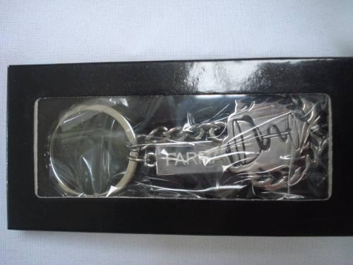 Chaveiro Farmacia Profissão Placa De Metal  - Presente Presente