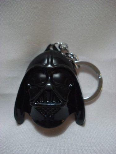 Chaveiro Darth Vader Star Wars Em Metal Mascara  - Presente Presente