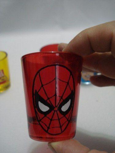 Conjunto Copos Drink Vingadores Coleção Marvel Hq  - Presente Presente