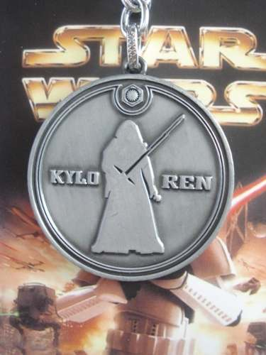 Chaveiro Star Wars Kylo Ren Coleção  - Presente Presente