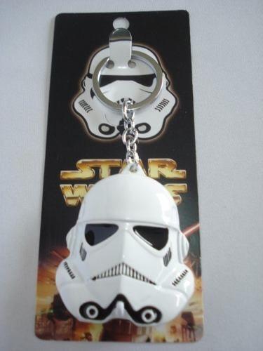 Chaveiro Star Wars Stormtrooper Elmo Soldado Trooper  - Presente Presente