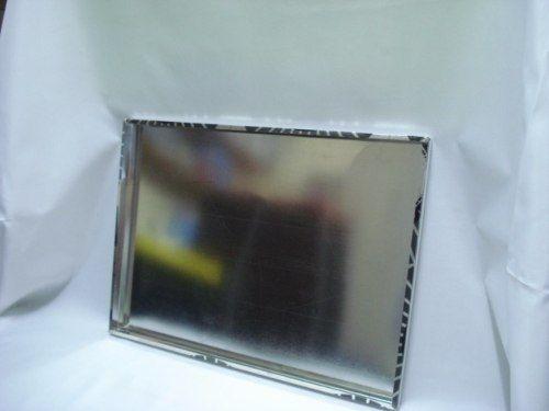 Placa Metal Barbeiro 40x30 Cadeira Espuma  - Presente Presente