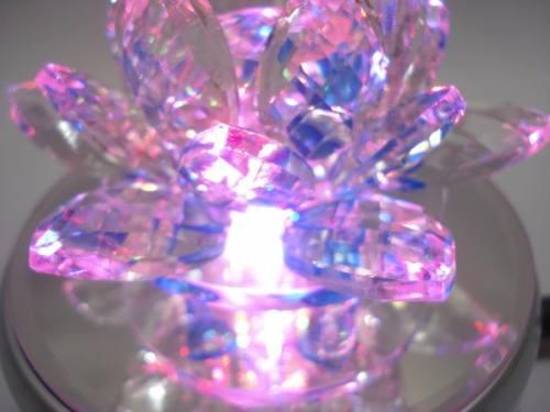 Expositor Display Led 110v Giratório Produtos Joia  - Presente Presente