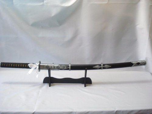 Espada Katana 105cm Ninja Cosplay Aço Sf9316b  - Presente Presente