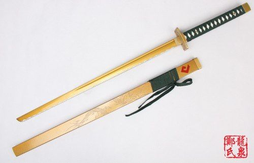 Conjunto 2 Espadas Katana Sparrow Overwatch C/ Suporte  - Presente Presente
