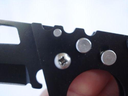 Canivete Automático Lion Com Trava E Clip  - Presente Presente