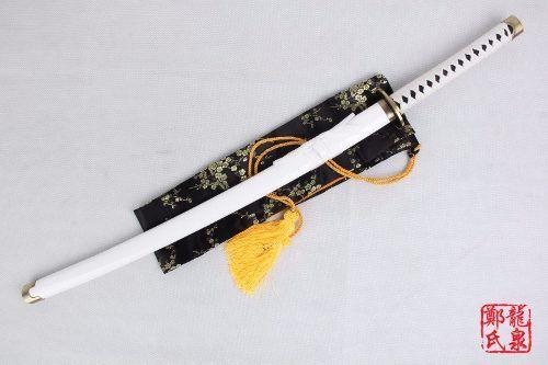 Katana Espada Anime Zoro Roronoa Wado Aço Inox  - Presente Presente
