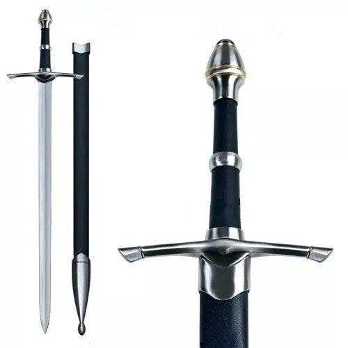 Espada Strider Aragorn Senhor Dos Anéis Sb141  - Presente Presente
