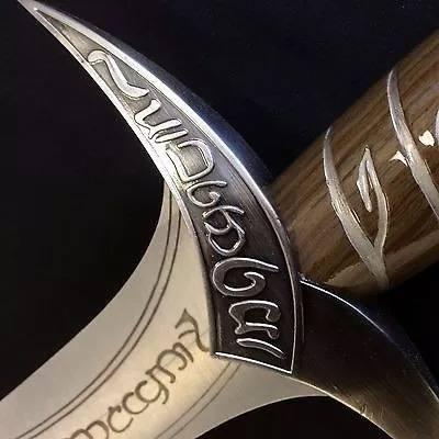 Espada Sting(ferroada) Senhor Dos Anéis Hobbit Frodo  - Presente Presente