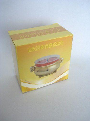 Expositor Display Solar Giratório Oriental Produtos Joia T01  - Presente Presente