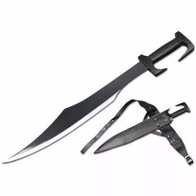 Espada Esparta Leonidas 300 Spartacus Aço Coleção  - Presente Presente