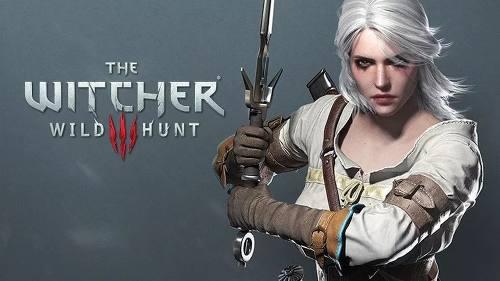 Espada Ciri Rpg The Witcher 3 Lançamento Game  - Presente Presente