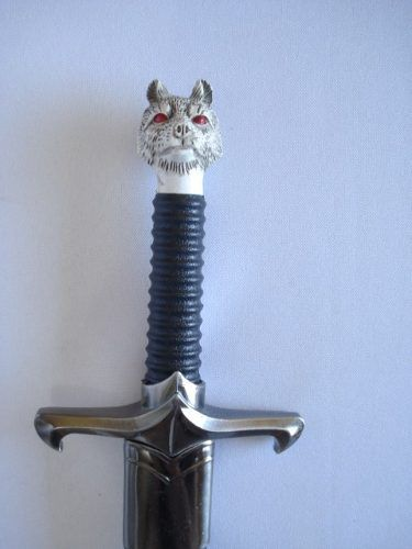 Mini Espada Longclaw Jon Snow Bainha 34cm  - Presente Presente