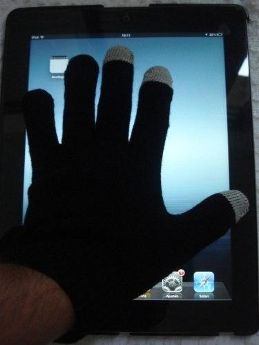 Luva Alta Precisão Ipad Iphone Thouch Screen Dot Com  - Presente Presente