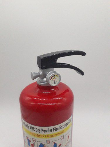 Cofre Extintor De Incêndio Cofrinho Moedas Decoração  - Presente Presente