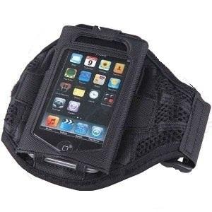 Braçadeira P/ Iphone 4 3g 3gs Ipod celular Sport Armband  - Presente Presente