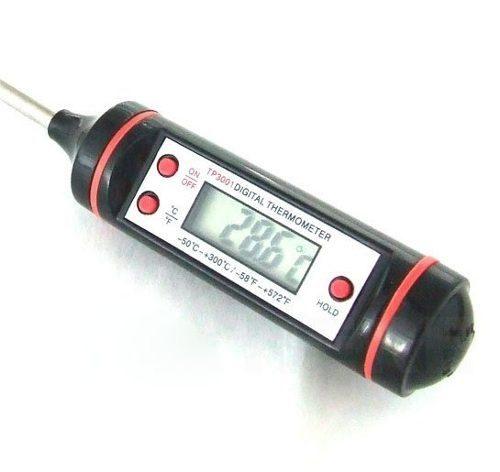 Termômetro Culinário Digital Modelo Tp 3001  - Presente Presente