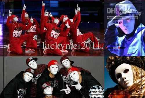 Mascara Jabbawockeez Grupo De Dança E Teatro  - Presente Presente