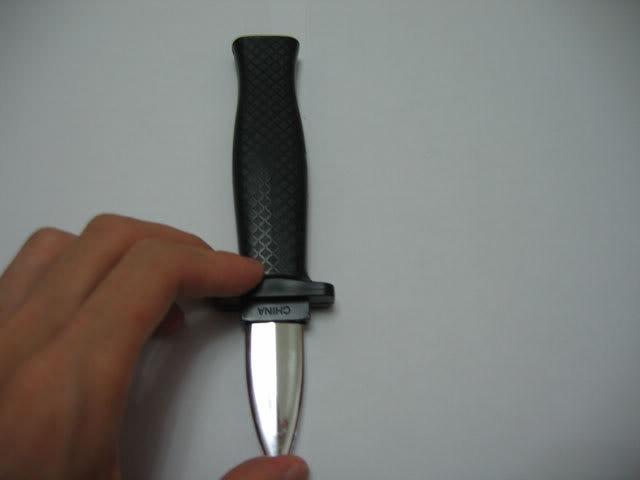 Canivete Faca Retrátil Mágica Pegadinha  - Presente Presente