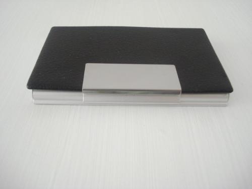 Porta Cartão De Visitas Inox Frete Grátis  - Presente Presente