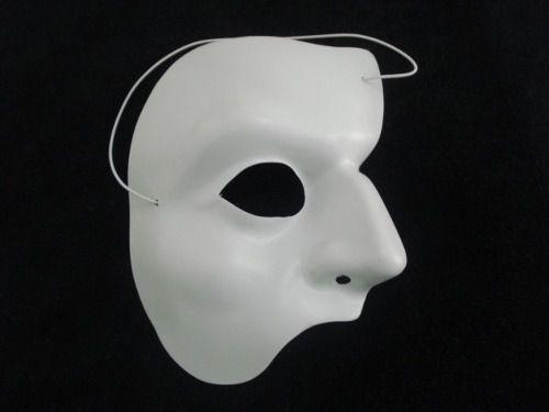 Mascara Fantasma Da Ópera Carnaval Haloween Festas Disfarce  - Presente Presente