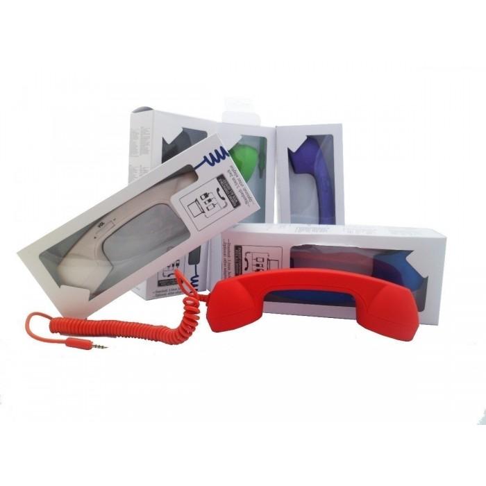 Telefone Retro Iphone Anti Radiação Gancho  - Presente Presente