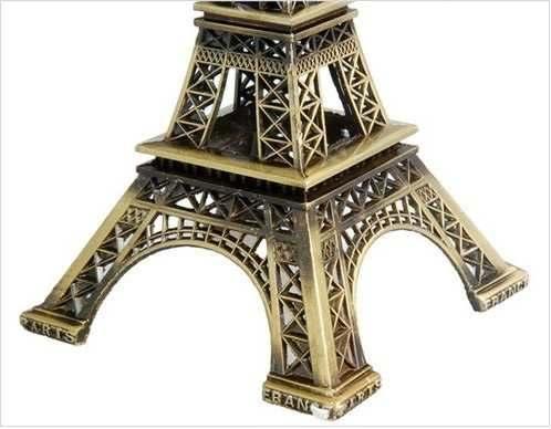 Torre Eiffel Miniatura 38cm Paris Champs De Mars  - Presente Presente