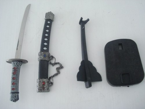 Espada Samurai Katana Sabre Pequena  - Presente Presente