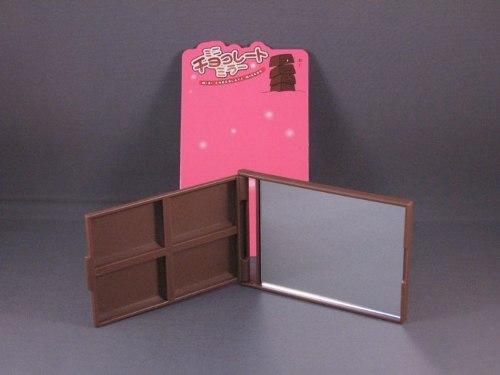 Espelho De Bolsa Barra De Chocolate  - Presente Presente