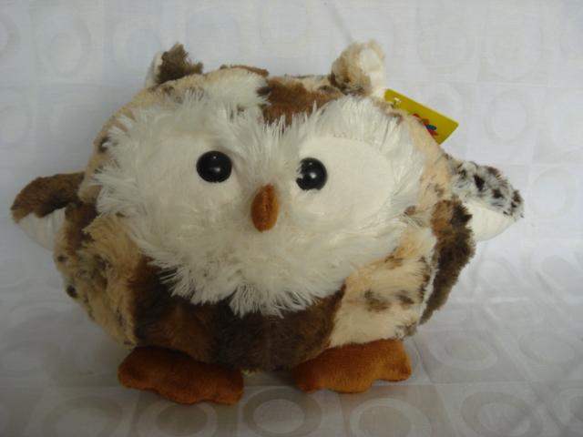 Coruja Harry Bicho Pelucia Brinquedo Decoração Presente  - Presente Presente
