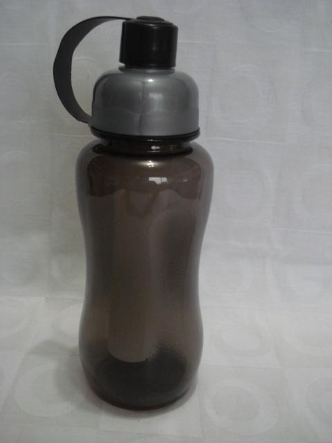 Garrafa Água Squeeze Refrigerada Plástica 600ml Academia  - Presente Presente