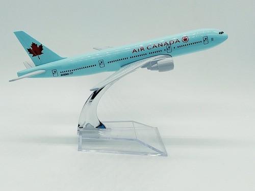 Avião Air Canada Jato Miniatura  - Presente Presente