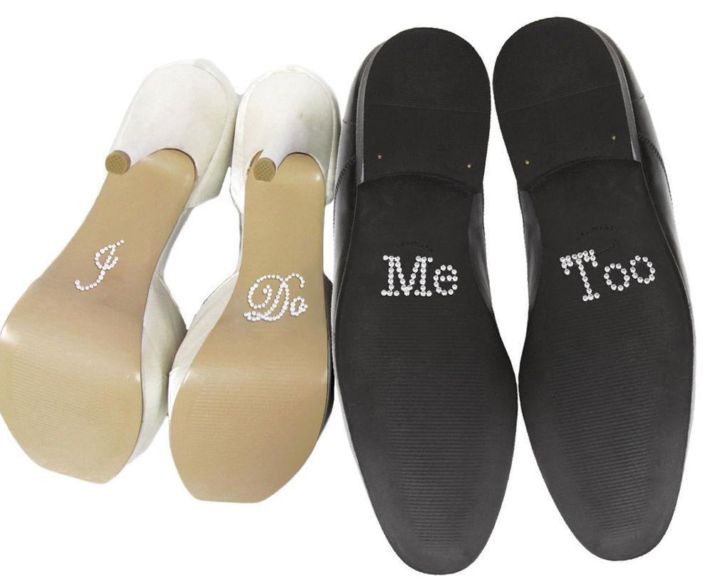 Sapato para Noiva - KIT adesivos