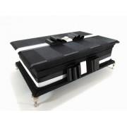 Caixa de toalete - kit de casamento - Black