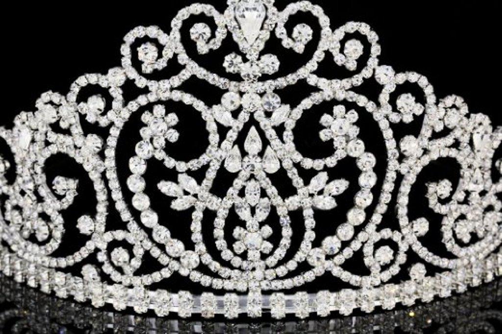 Coroa para Noiva Briana