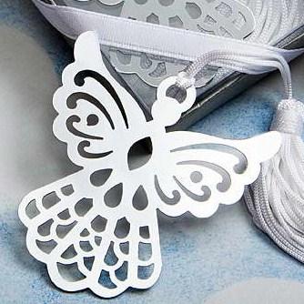 Marca-Páginas Anjo da Paz - Lembrança Para Padrinhos ou Convidados