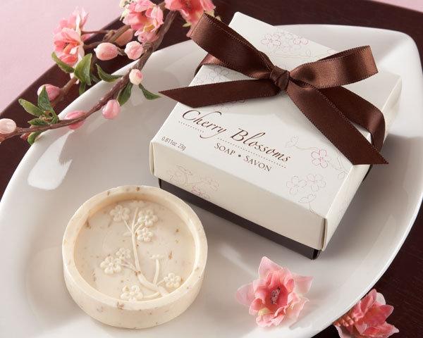 Sabonete Flor Cerejeira - Lembrança de Casamento